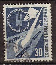 Allemagne 1953 N°56 30p Bleu. P370