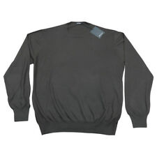 Kiton Napoli Brown Knitted Sweater/Jumper Sz XXXL/56 100% Cashmere BNWT