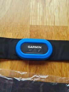 Garmin HRM Tri Heart Rate Monitor Strap, Chest Strap - Black/Blue