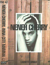 Neneh Cherry ‎Inna City Mamma CASSETTE SINGLE 3 tracks House, Dub, Hip Hop