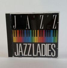 TOP JAZZ Jazz Ladies CD ARMANDO CURCIO EDITORE