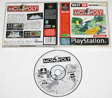 MONOPOLY sur Sony PLAYSTATION 1 PS1