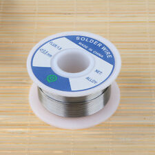 3% Silver Solder Wire Electrical Repair Lead Free Rosin Core flux youshare 0.8mm