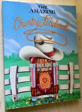 The Amazing Country Fakebook 300+ Songs - PB 1993
