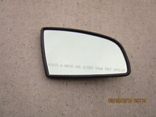 02 - 06 AUDI A4 PASSENGER SIDE HEATED AUTO DIM MEMORY EXTERIOR DOOR MIRROR GLASS