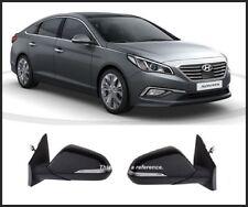OEM GENUINE LED SIDE MIRROR ASS'Y LH RH 2pc Fits Hyundai Sonata LF  [2014~17]