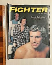 VINTAGE FIGHTER MAGAZINE AUSTRALIAN BOXING MAY 1974 CASSIDY-BELL RAMON CANDSELL!