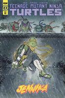 TEENAGE MUTANT NINJA TURTLES JENNIKA #3 MOMOKO 1:10 VARIANT 2020 TMNT 6/24 NM