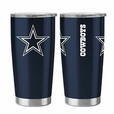Dallas Cowboys 20 oz Stainless Steel Ultra Travel Tumbler
