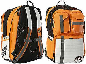 Star Wars Rebel Alliance Icon Costume School bag Backpack Rucksack travel bag