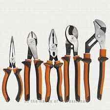 Klein 12098-EINS+2000-48-EINS+63050-EINS+203-7EINS+502-10-EINS Insulated 5PC Set