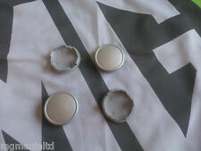 MGF MG F  Trophy 160 Alloy Wheel Centre  Cap Set choice of MG logo styles
