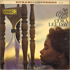 "RARE CORA LEE DAY ""MY CRYING HOUR"" VOCAL JAZZ 60'S LP ROULETTE SR 52048"