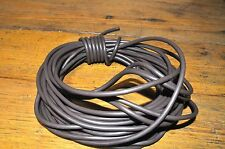 4mm Rubber Cord 10 yards BROWN Great for Bracelets and Necklaces