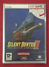 Silent Hunter II - PC - CD ROM - NUEVO
