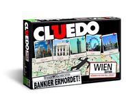 Cluedo Wien Brettspiel Gesellschaftsspiel Detektivspiel Detektiv Spiel
