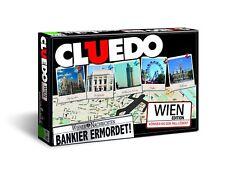 Cluedo Wien Juego de Mesa Detektivspiel Detective Juego