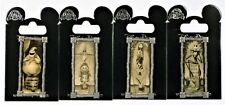 Disney Nightmare Before Christmas Haunted Mansion Stretching Room Portrait 4 Pin