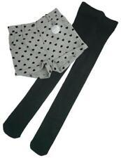Pantalones cortos de niña de 2 a 16 años de color principal gris