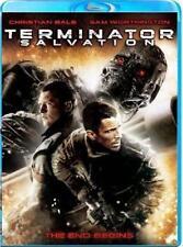 TERMINATOR 4 SALVATION - Christian Bale *NEW BLU-RAY*