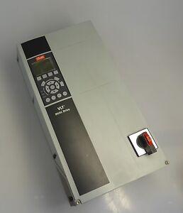 Danfoss VLT HVAC Drive 1,1 kW FC-102P1K1T..  131B8109