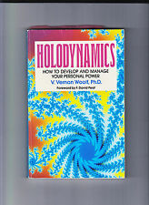 PSYCHOLOGY-HOLODYNAMICS WOOLF-1ST 1990, QUALITY SC-PERSONAL POWER POTENTIAL-NF