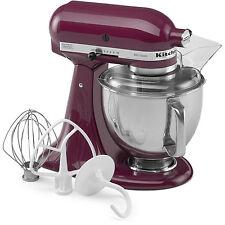 KitchenAid Boysenberry Artisan 5-Quart Tilt-Head Stand Mixer KSM150PSBY