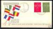 Nederland fdc  39  onbeschreven
