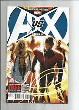 AVENGERS VS. X-MEN #6 (VF) MARVEL FIRST PRINT