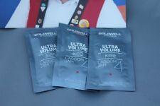 NEU Goldwell StyleSign Lagoom Jam Volume Gel 3x 7 ml Sachet Ultra Volume