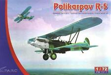 POLIKARPOV R-5 (SOVIET & SPANISH REPUBLICAN AF MKGS) #7214 1/72 PARC