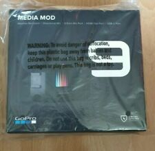 NEW GoPro Hero 9 Black Media Mod Brand New & Sealed Immediate Dispatch