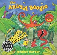 The Animal Boogie [With CD (Audio)] (Mixed Media Product)
