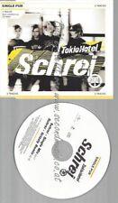 CD--TOKIO HOTEL--SCHREI -INTERNATIONAL -TRACK-