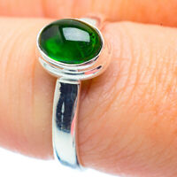 Chrome Diopside 925 Sterling Silver Ring Size 8 Ana Co Jewelry R35359F