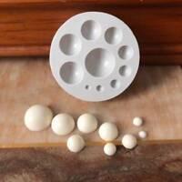 Sugarcraft Circle Silicone Mold Chocolate Fondant Mold Cake Decorating Tools