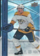Scott Hartnell #2 - 2017-18 Ice - Base