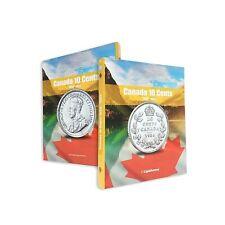 1858-1952 Album ''Vista Nature'' 10 Cents CAN - Vol.1  No.354 556