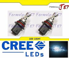 CREE LED 30W 9004 HB1 WHITE 6000K TWO BULB HEAD LIGHT PLUG PLAY REPLACEMENT JDM
