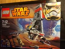 Lego 75081 Star Wars T-16 Skyhopper, Used, Complete and In box.