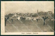 Pavia Casteggio PIEGA cartolina QT0166