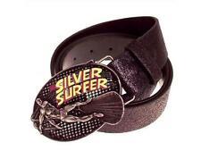 Fantastic Four Silver Surfer Adult Leather Belt Marvel Comics ADJUSTABLE!