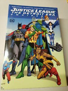 Justice League The Detroit Era Omnibus DC Comics 2017 HC Hardcover New Sealed