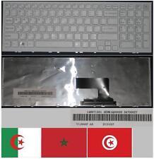 Clavier Qwerty Arabe SONY VPC-EH Series V116646F 148971351 AEHK1Q00020 3A700027