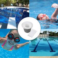 More details for 5x circular swimming pool skimmer strainer sock bag filter bags mesh strainer ca