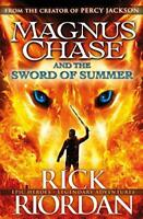 Magnus Chase and the Sword of Summer (Book 1) by Riordan, Rick Paperback book