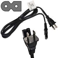 AC Power Cord Cable for Vizio VX20LHDTV20A VX37LHDTV10A VX42L 6ft