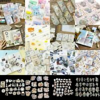 Korean Diary Label Stickers Cartoon Cute Scrapbooking DIY Stickers Tags Decors