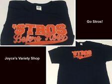 Houston Astros Baseball STROS B4 HOES Men's 3XL T-Shirt