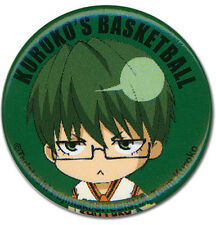 **License** Kuroko No Basuke Basketball Shintaro Midorima 1.25'' Button #16209